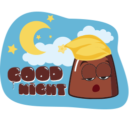 pudding_emoticons_goodnight