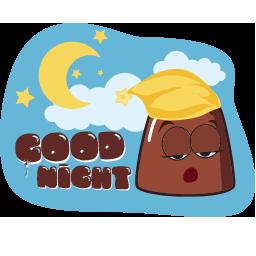 pudding_emoticons_goodnight